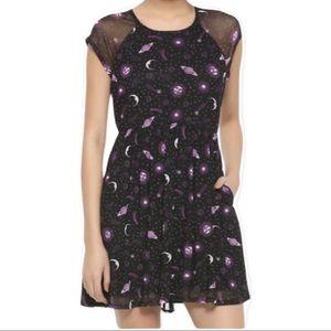 NWT Mesh Mystic Dress size M